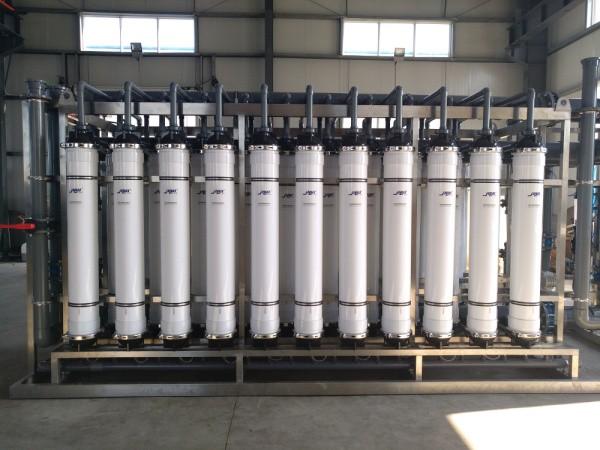 食品厂水处理用超滤设备